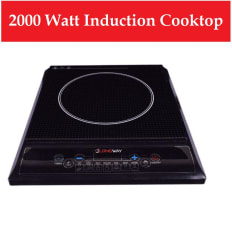 LONGWAY MARK-1 2000 Watt Induction Cooktop