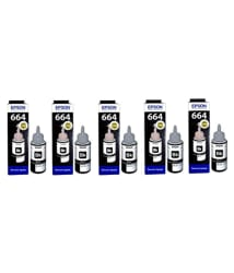 Epson Black Ink Pack of 5
