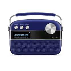 Saregama Carvaan Premium Portable Digital Music Player with App