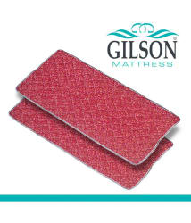 Gilson Pack of 2 Foam Travel Mattress ( One Inch Thickness)