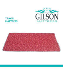 Gilson Foam Travel Mattress ( One Inch Thickness)