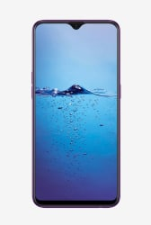 Oppo F9 64 GB (Starry Purple) 4 GB RAM, Dual SIM 4G