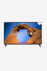 LG 43LK5760PTA 109.22 cm (43 inches) Smart Full HD LED TV (Black)
