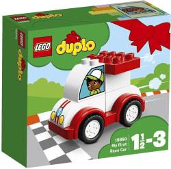 Lego My First Race Car (6 Pcs) (Multicolor)