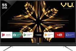Vu 140cm (55 inch) Ultra HD (4K) LED Smart Android TV 55SU134
