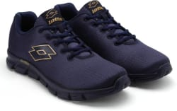 Lotto VERTIGO Running Shoes For Men Navy