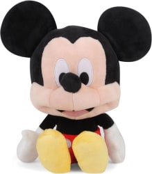 Disney Mickey Big Head Chunky Range - 10 cm (Multicolor)