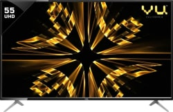 Vu Iconium 140cm (55 inch) Ultra HD (4K) LED Smart TV (55UH7545)