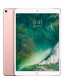 Apple iPad Pro MQDY2HN/A Tablet (10.5 inch, 64GB, Wi-Fi Only), Rose Gold