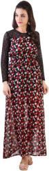 Libas Women Maxi Multicolor Dress