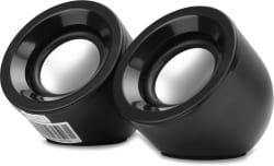 Intex IT-311U 2.0 Multimedia Speakers-Black for Laptop, PC, Mobiles & more