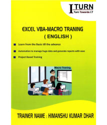 Excel VBA Macro DVD Training (Real-World Projects with Automate Complex Tasks) DVD