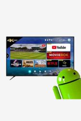 CloudWalker CLOUD TV 43SU 109 cm (43 Inches) Smart Ultra HD 4K LED TV (Black)