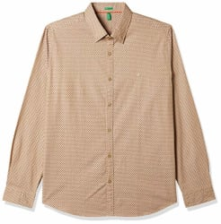 United Colors of Benetton Men s Casual Shirt