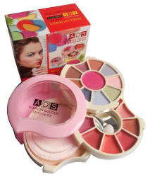 ADS Small Makeup Kit The Voice Of Beauty New Fashion A3926 [Misc.]