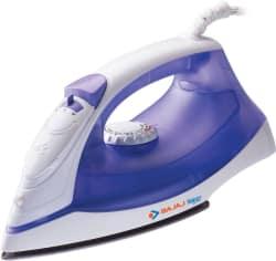 Bajaj Majesty MX3 Steam Iron (White, Purple)