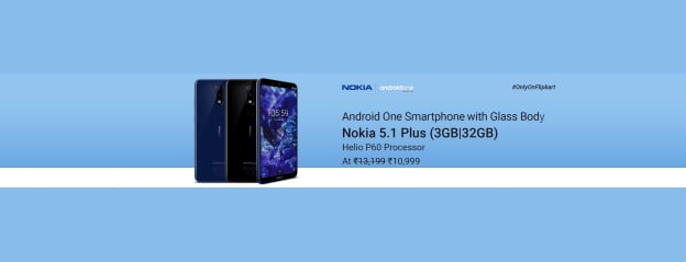 Nokia 51 Plus - Buy Nokia 51 Plus Online at Low Prices In India | Flipkart.com