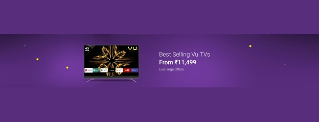 Best Selling Vu Tvs - Buy Best Selling Vu Tvs Online at Low Prices In India | Flipkart.com