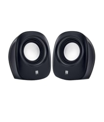 iBall Soundwave2 2.0 Speaker - Black & White