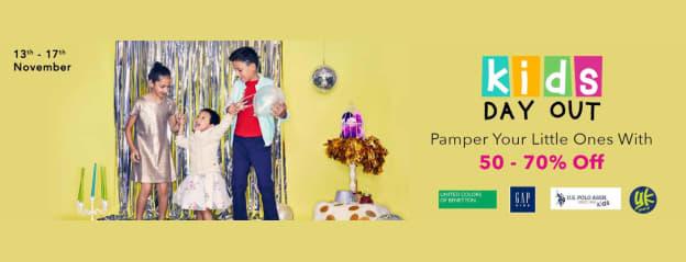 Kids Wear - Buy Kids Clothing, Accessories & Footwear | Myntra
