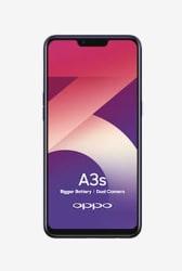 OPPO A3s 16 GB (Purple) 2 GB RAM, Dual Sim 4G