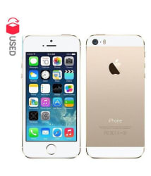 CERTIFIED USED Apple iPhone 5S 16GB Gold RAM- 1 GB ( 6 Month Seller Warranty )
