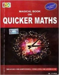 Magical Book On Quicker Maths Paperback (English)