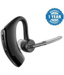 VMOB Voyager Voice Control Support Bluetooth Headset - Black