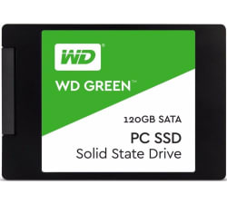 WD Green 120GB Internal Solid State Drive- WDS120G2G0A