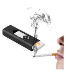 HOD USB Lighter Black Pack of Pack of 1