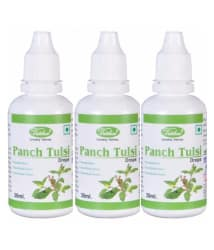 Vritika panch tulsi 30 ml - pack of 3