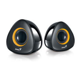 GENIUS Sp-U150X 2.0 Multimedia Speaker (Yellow)