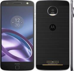 REFURBISHED Motorola Moto Z with Style Mod 64GB(Black) 64GB Black