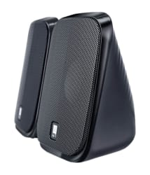 iBall Decor 9 2.0 Speakers-Black for Laptop, PC, Mobiles & More