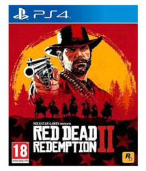 Red Dead Redemption - 2 ( PS4 )