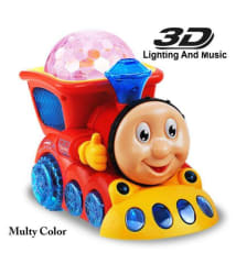 Musical Light Train