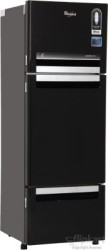 Whirlpool 240 L Frost Free Triple Door Refrigerator(Mirror Black, FP 263D PROTTON ROY)