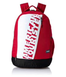 American Tourister Bag American Tourister Backpack College Bag College Backpack Laptop Bag Red color