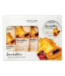 Oriflame love Nature Facial Kit 75 gm