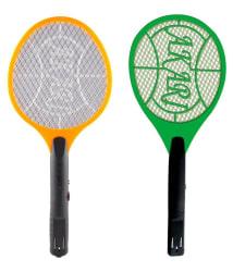 Galatea Plastic Rechargable Electric Mosquito Killer Bat/Racket - Set of 2