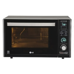 LG 32 Litres MJ3286BFUM Microwave Convention Oven (Black)