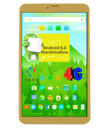 I Kall N1-2GB-16GB 8 inch Gold ( 4G + Wifi , Voice calling )