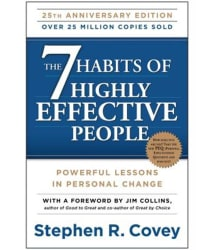 The 7 Habits of Highly Effective People Paperback (English)