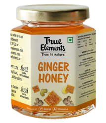 True Elements Ginger Honey 350