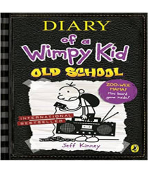 Diary of a Wimpy Kid Paperback English