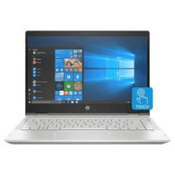 HP Pavilion x360-14-cd0053tx Core i5 8th Gen Windows 10 Laptop (8 GB + 16 GB Optane, 1 TB HDD, 2 GB Graphics, 35.56 cm, Silver)