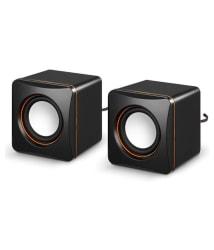 iFang IF-1 2.0 Multimedia Speakers - Black For Laptop, Desktop, Mobiles,TV&AV