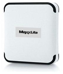 Maxxlite M2 10000 -mAh Li-Ion Power Bank White