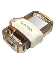 SanDisk Ultra Dual 64 GB USB 3.0 OTG Pen Drive (Gold)