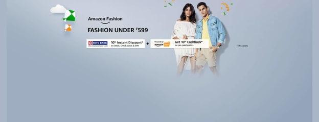 Amazon Fashion | Styles under 599